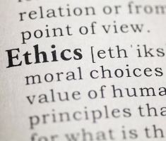 ethics dictionary description